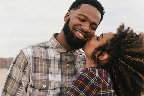 It's Just Logic - You Should Definitely Be Dating a Black Man with a Beard