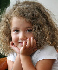 Toddler Curly hair