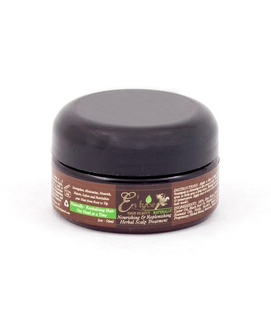 Herbal Scalp Treatment </br> Recommended For Dry Scalp Treatment - En'tyce Your Beauty
