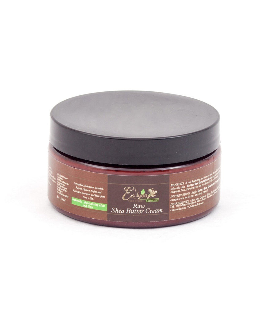 Raw Shea Butter Cream </br> Skin Lightening Cream - En'tyce Your Beauty