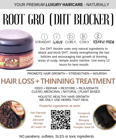 Herbal Temple Root Gro (DHT Blocker)