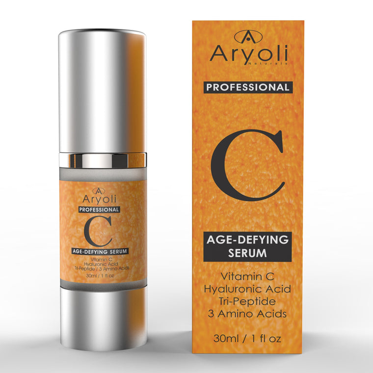 Vitamin C Serum Professional  Age-Defying Anti-Aging Aryoli 1 OZ