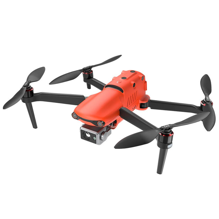 Unfolded Orange Autel Evo II 640 Thermal drone