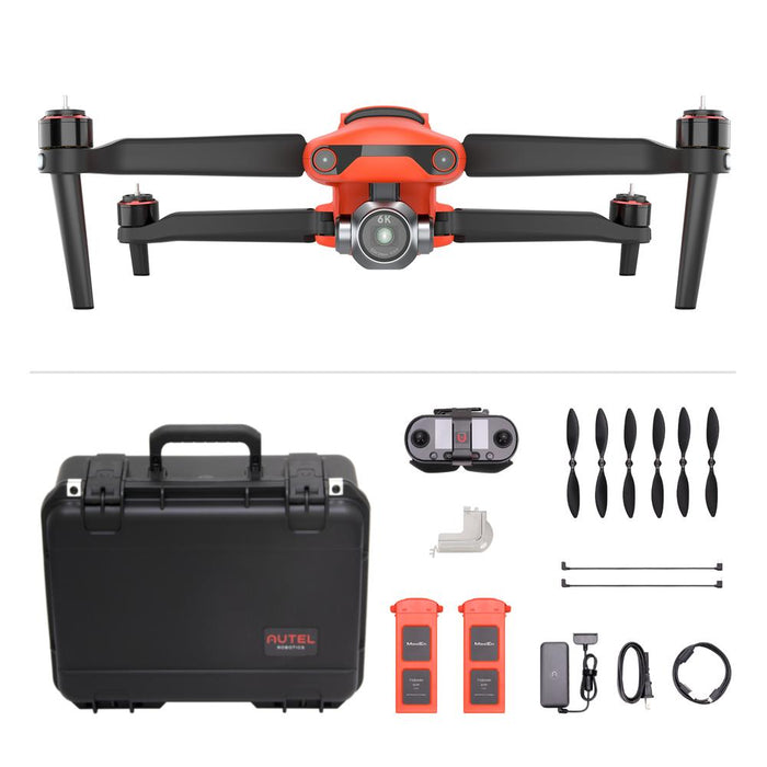 Orange Autel Evo II Pro 6k Bundle