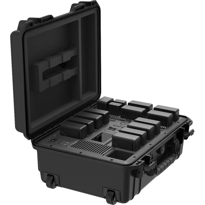 DJI Battery Station for the TB50 Intelligent Battery Side