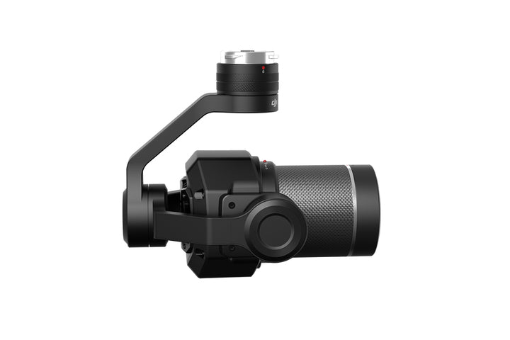 Side view of DJI Zenmuse X7