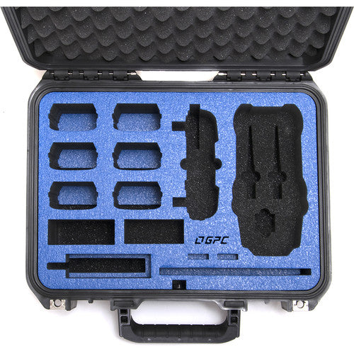 Empty GPC Case for the DJI Mavic Pro Plus and accessories