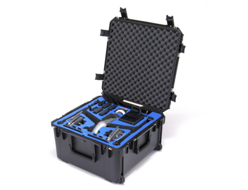 GoProfessional Case - Inspire 2 Travel Mode