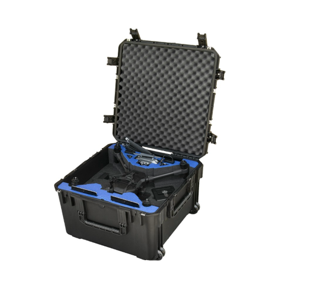 Go Professional Case - Matrice 200 With inserts for accessories
