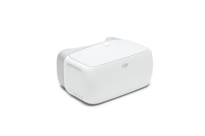DJI Goggles with head tracking and FPV