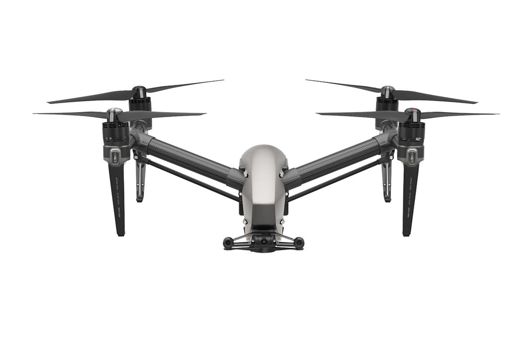 DJI Inspire 2 in flight