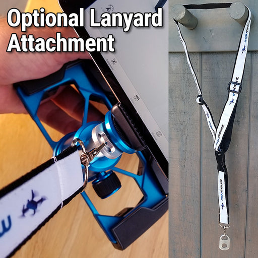 MavMount Accessories, Air-Lock, Lanyard, Clamps