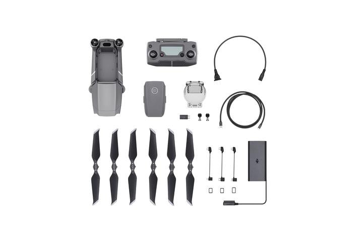 Mavic 2 Pro Aircraft - Package and Accessories