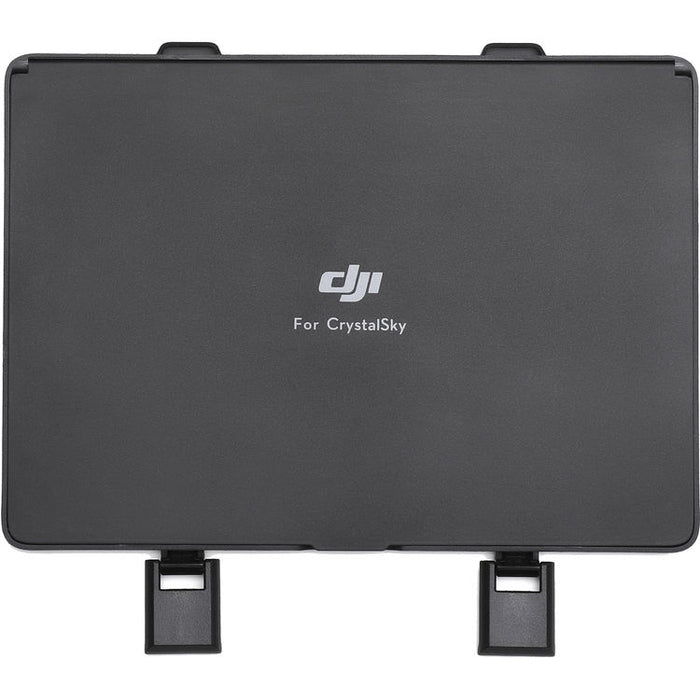 Foldable and removable DJI CrystalSky monitor hood and cover