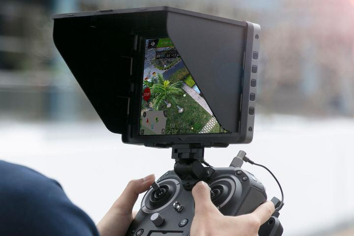 Monitor Cover allows you to cover screen when needed and shield from the weather