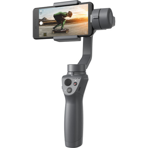 DJI Osmo Mobile 2 - Landscape Mode