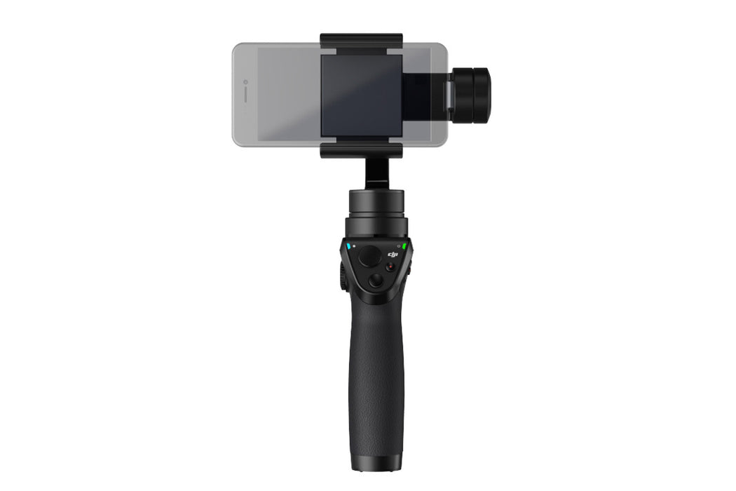 DJI Osmo Mobile Rotation