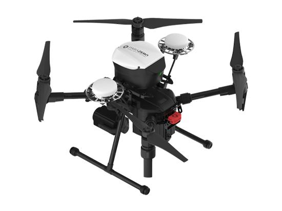 ParaZero SafeAir M-200 on DJI M series