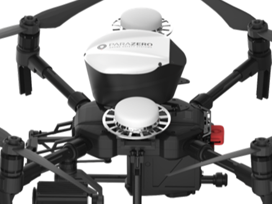 ParaZero SafeAir M-200 DJI Matrice 200