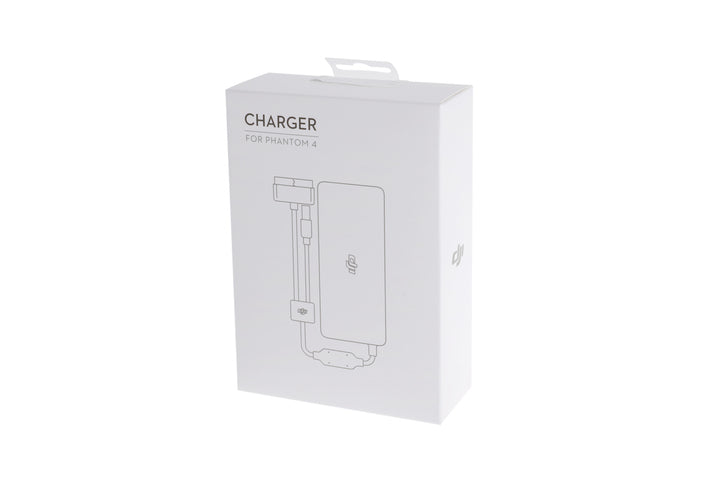 Phantom 4 Series 100 W Battery Charger (Without AC Cable)