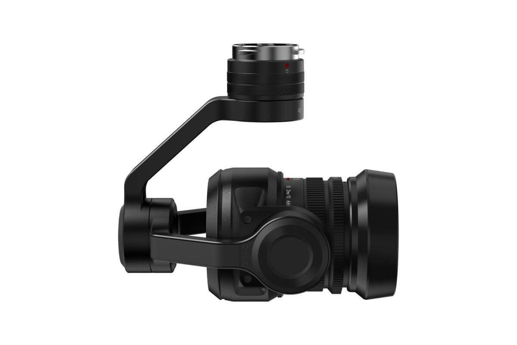 DJI Zenmuse X5S Side profile