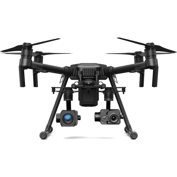 Zenmuse XT2 Dual 4K on the DJI M200 series