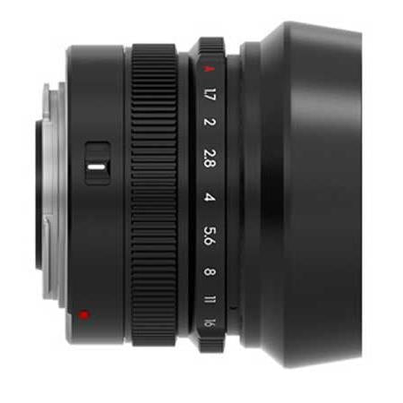 Prime Lens for Zenmuse X5 and X5R Cameras