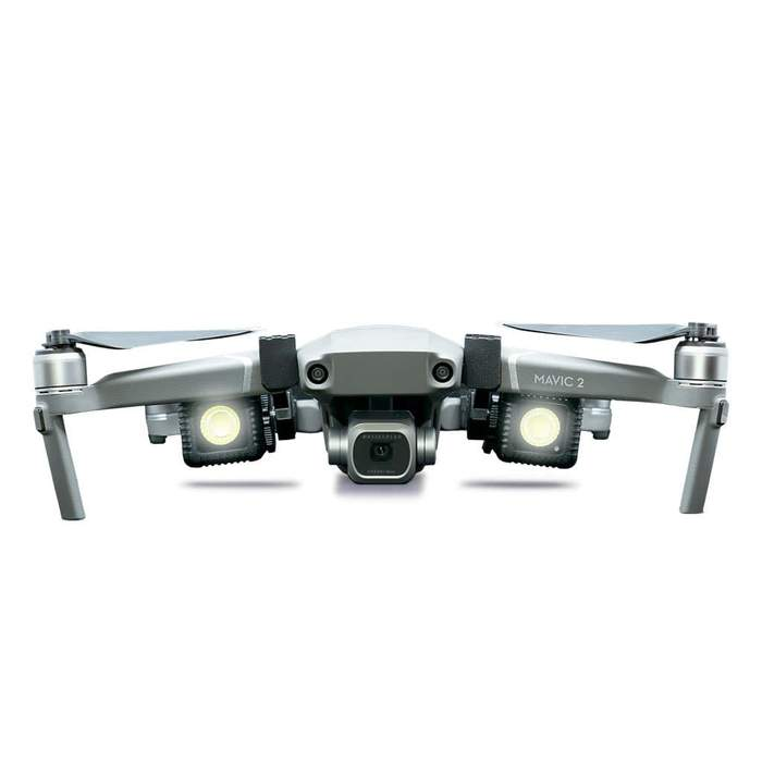 DJI MAVIC 2 LIGHTING KIT FOR PRO & ZOOM - Attached