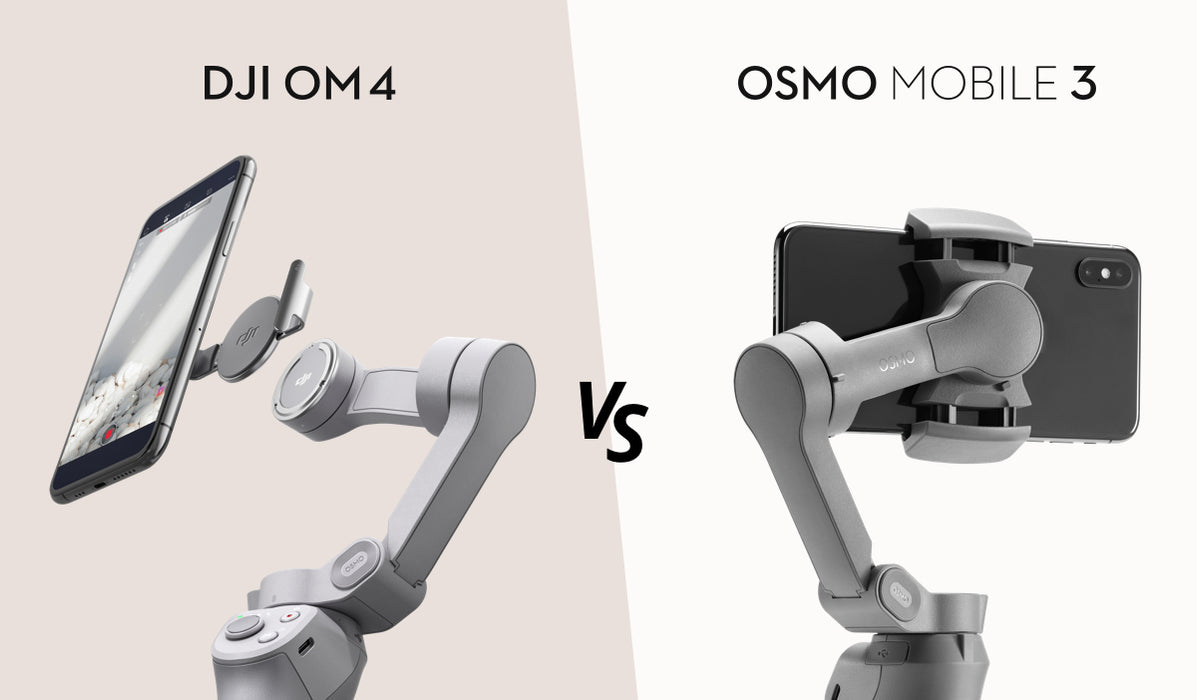 DJI Osmo Mobil 4 - Handheld Foldable Stabilizer