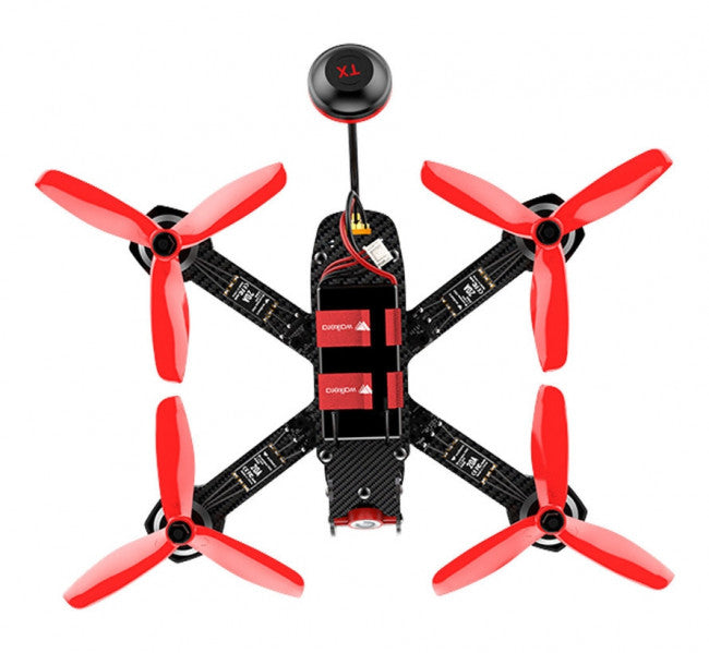 Walkera Furious 215 RTF DRONE With Devo 7 Remote