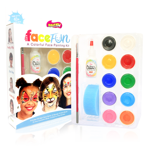 Classic Silly Face Fun Kit