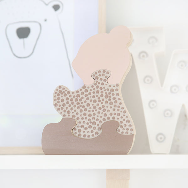 Bear Puzzle Mate <BR> ON SALE