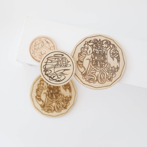 Little Shop Series <br> Coins