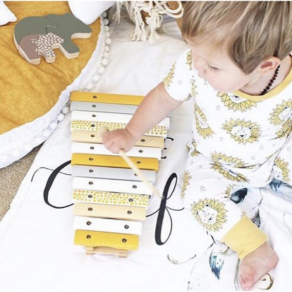 Mustard Delight Xylophone