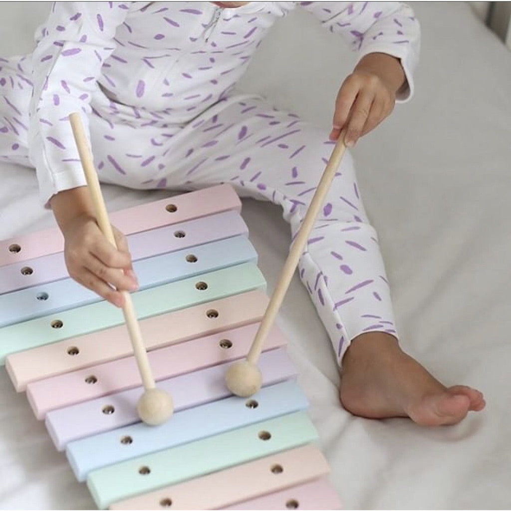 Custom Painted Xylophone