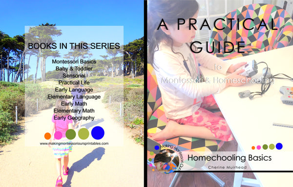 A PRACTICAL GUIDE to Montessori & Homeschooling Complete Book Collection *PDF* SPRING SALE LIMITED TIME