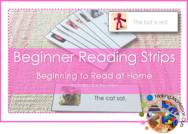 Ava & Cat Beginner Readers **PDF VERSION** and Early Reading Materials Collection
