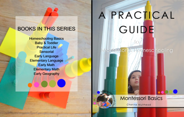Montessori Early Geography  ~ A Practical Guide to Montessori & Homeschooling *PDF BOOK*