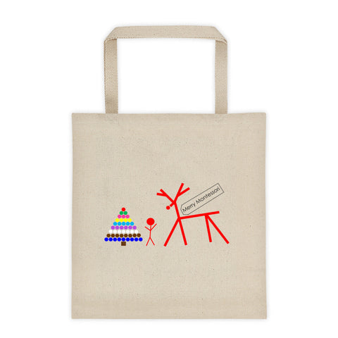 Merry Montessori Tote bag