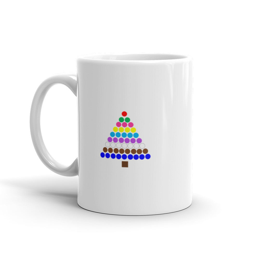 Bead Stair Tree Mug