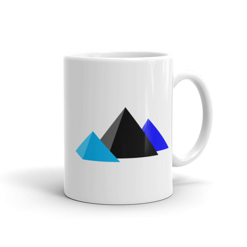 The Grammar Pyramids Mug