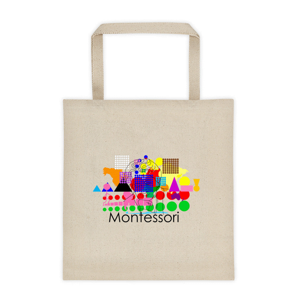 Montessori Tote bag