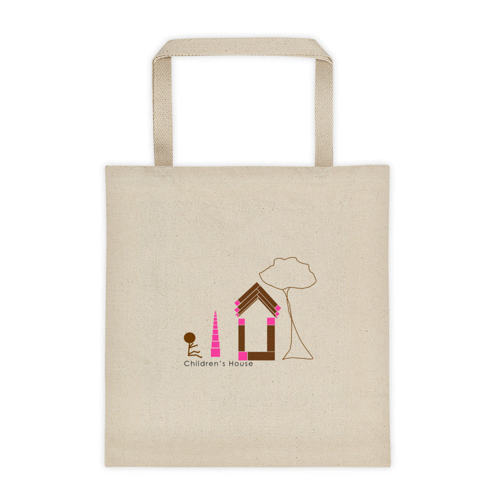 Children's House Tote bag