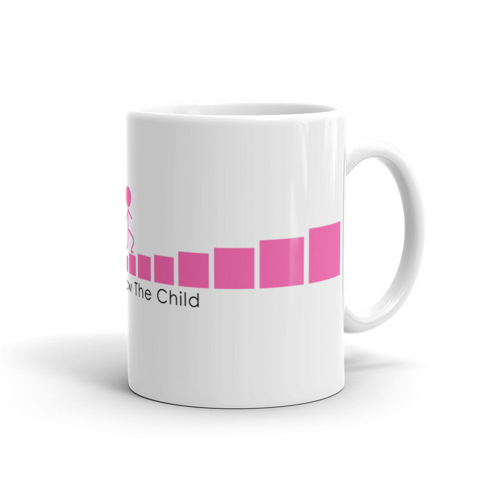 Follow The Child Mug