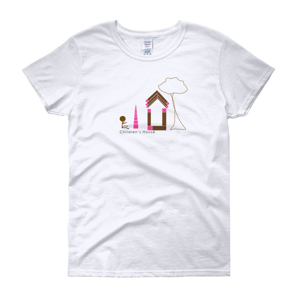Montessori Children's House Women's short sleeve t-shirt