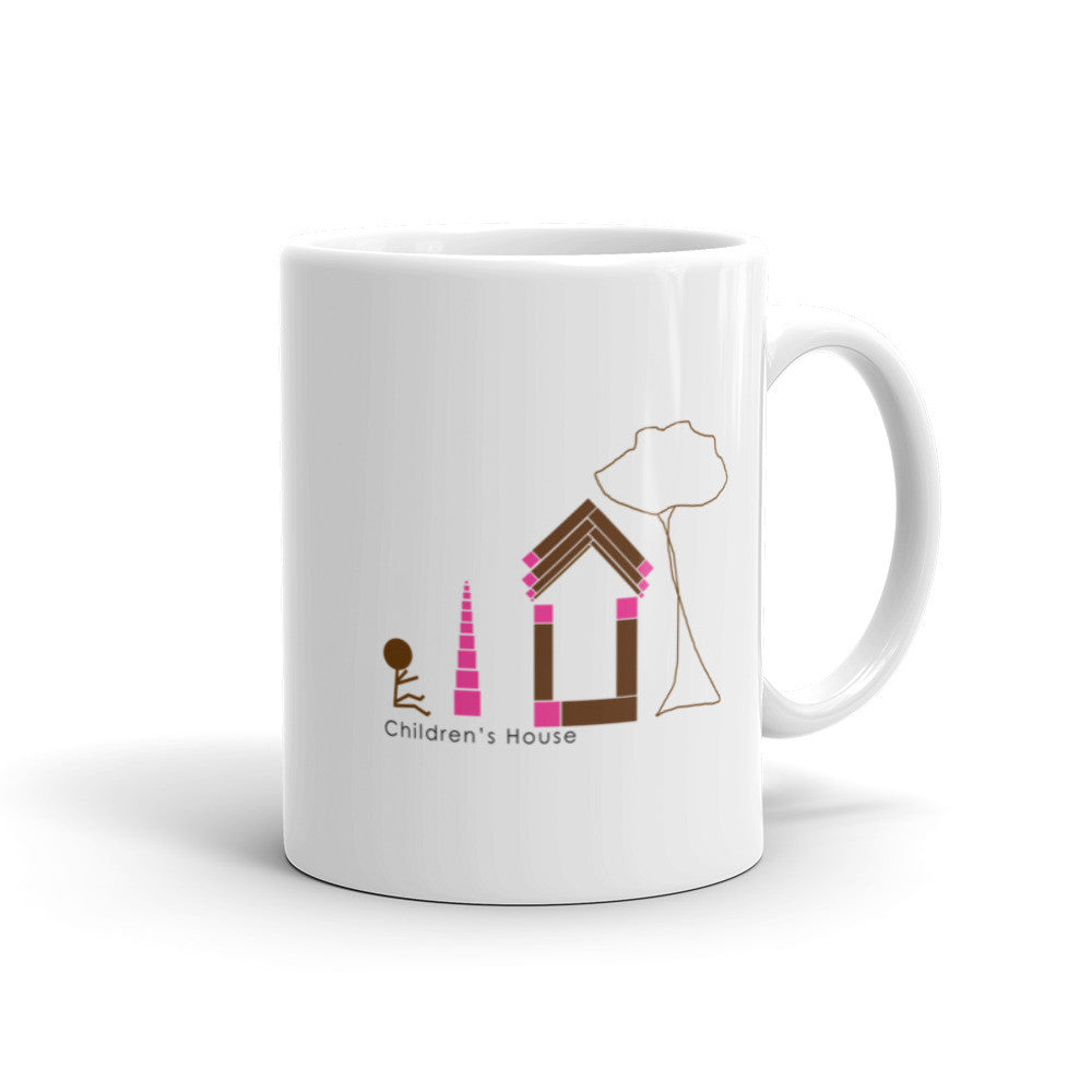 Children's House Mug