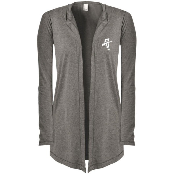 Soul Trotters Action Cross  Women's Hooded Cardigan - Soul Trotters