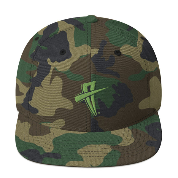"Soul Cool Fit ""Action Cross"" Snapback Hat - Soul Trotters"
