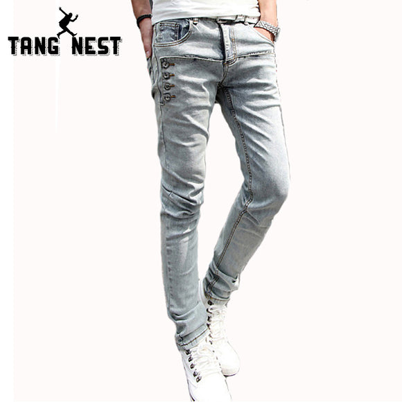 2017 Men's Jeans Full Length Denim