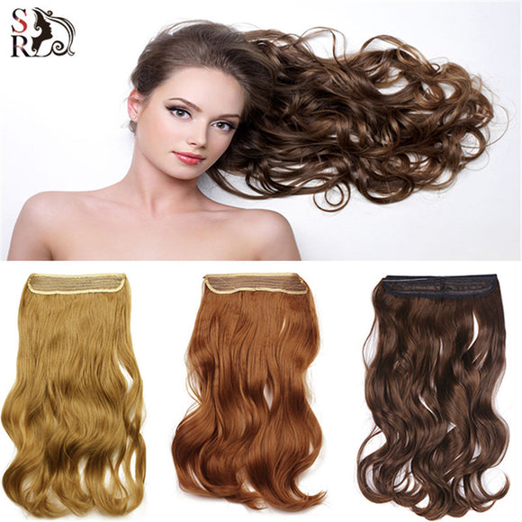 1PC Wavy Halo Hair Extensions 20inch 50cm